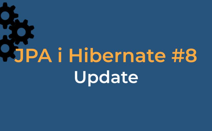 JPA #8 – Update